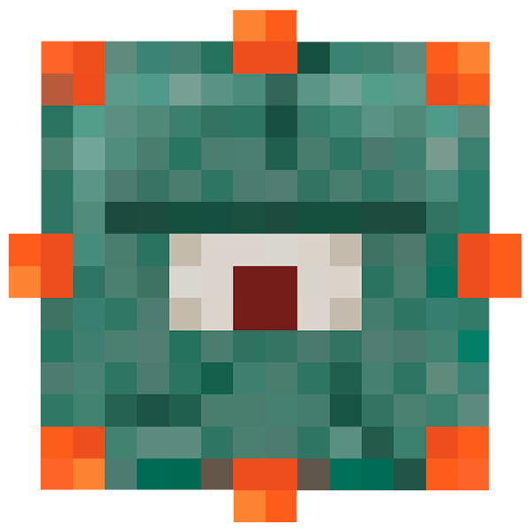 Guardian Face Minecraft Faces