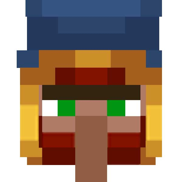 Wandering Trader face